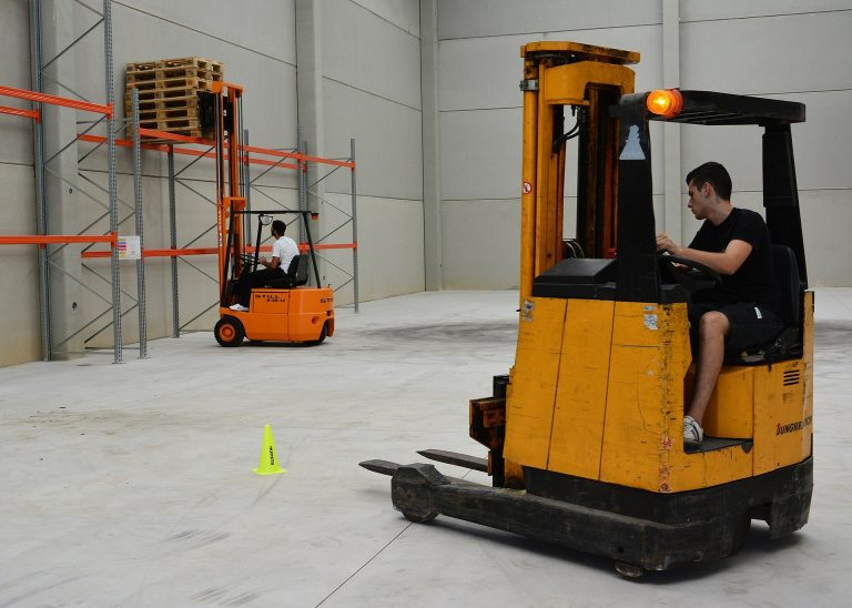 Olympia Safety Online Forklift Training